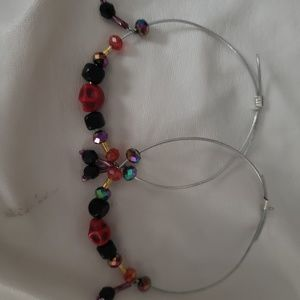 2 pair lot earrings